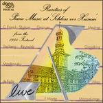 Rarities of Piano Music at Schloss vor Husum Festival 1994