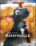 Ratatouille [Includes Digital Copy] [Blu-ray/DVD]