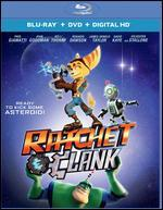 Ratchet and Clank [Includes Digital Copy] [UltraViolet] [Blu-ray/DVD] [2 Discs]