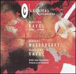 Ravel: Boléro; La Valse; Mussorgsky: Pictures at an Exhibition