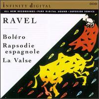 Ravel: Boléro; Rapsodie Espagnole; La Valse - Alexander Tachmanov (horn); Murtaz Matskepladze (bassoon); Georgian Festival Orchestra