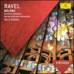 Ravel: Boléro; Rapsodie Espagnole - Boston Symphony Orchestra; Seiji Ozawa (conductor)