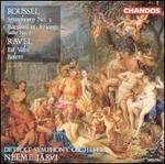 Ravel: Boléro; Valse; Roussel: Symphony No. 3