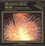 Ravel: Bolero; Piano Concerto in G major