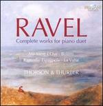 Ravel: Complete Works for Piano Duet