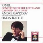 Ravel: Concerto for the Left Hand; Gaspard de la Nuit