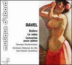 Ravel: Concertos for piano; Boléro; La valse