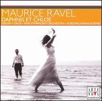 Ravel: Daphnis et Chloé - EuropaChorAkademie (choir, chorus); SWR Baden-Baden and Freiburg Symphony Orchestra; Michael Gielen (conductor)