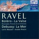 Ravel, Mussorgsky and Debussy