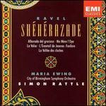 Ravel: Shéhérazade; Ma Mère l'Oye; La Valse