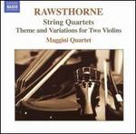 Rawsthorne: String Quartets