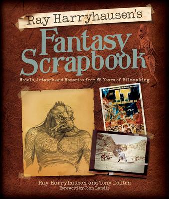 Ray Harryhausen's Fantasy Scrapbook -