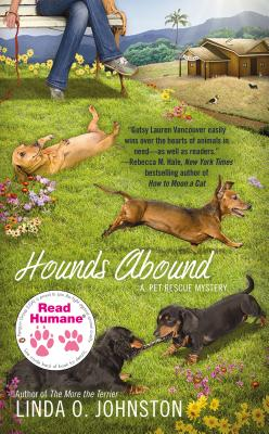Read Humane Hounds Abound - Johnston, Linda O