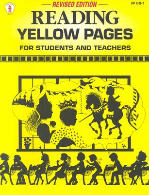 Reading Yellow Pages, Revised Edition: For Students and Teachers - Kids, Stuff, and Signor, Jean (Editor)