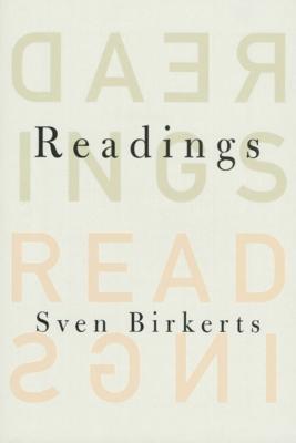 Readings - Birkerts, Sven