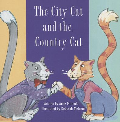Ready Readers, Stage 2, Book 18, the City Cat and the Country Cat, Single Copy - Hiebert, Elfrieda H Juel