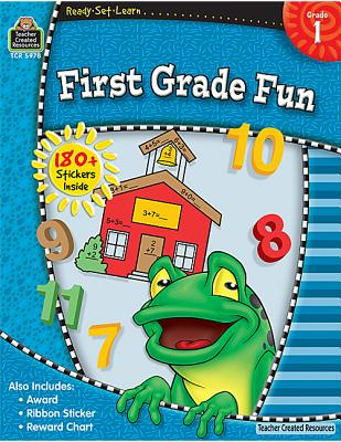 Ready-Set-Learn: First Grade Fun - Teacher Created Resources