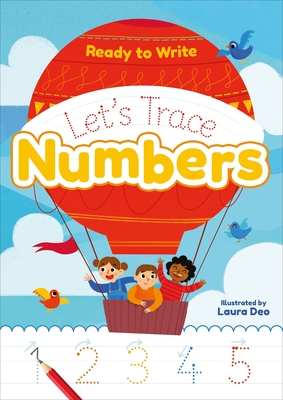 Ready to Write: Let's Trace Numbers -