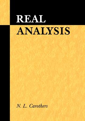 Real Analysis - Carothers, N L