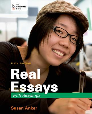 real essays with readings writing projects for college Buy real essays with readings with 2009 mla update: writing projects for college, work, and everyday life 3rd edition (9780312607555) by susan anker for up to 90% off at textbookscom.