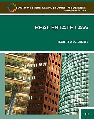 Real Estate Law - Aalberts, Robert J