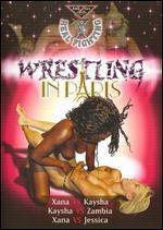 Real Topless Fighting: Wrestling in Paris