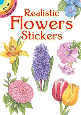 Realistic Flowers Stickers - Barlowe, Dot