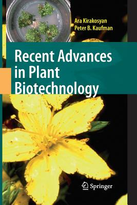 Recent Advances in Plant Biotechnology - Kirakosyan, Ara