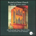 Recital at Christ Church