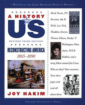 Reconstructing America - Hakim, Joy