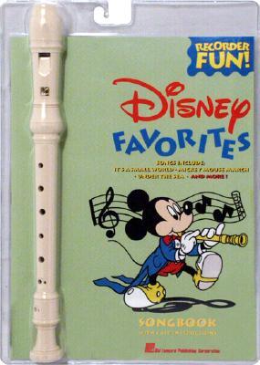 Recorder Fun Disney Favorites - Walt Disney Productions, and Hal Leonard Publishing Corporation (Creator)