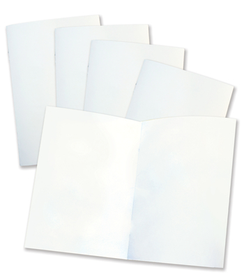 Rectangle Blank Book for Young Authors (12-Pack), Grades K - 3 - Instructional Fair (Compiled by)