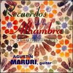 Recuerdos de la Alhambra: Solo Guitar Favourites