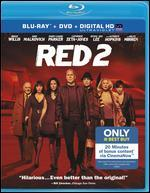 RED 2 [Includes Digital Copy] [UltraViolet] [Blu-ray/DVD]