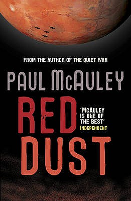 Red Dust - McAuley, Paul