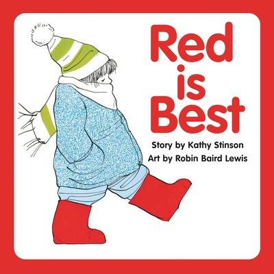 Red Is Best - Stinson, Kathy
