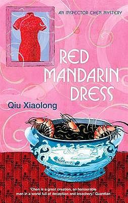 Red Mandarin Dress - Xiaolong, Qiu