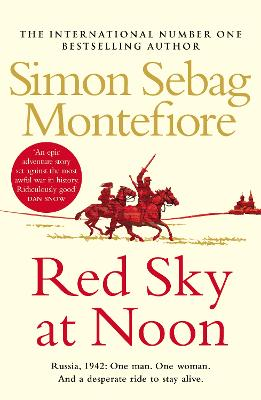 Red Sky at Noon - Sebag Montefiore, Simon