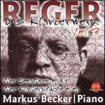 Reger: Das Klavierwerk, Vol. 3