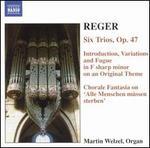 Reger: Organ Works, Vol. 6