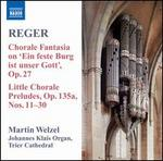 Reger: Organ Works, Vol. 8