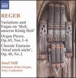 Reger: Organ Works, Vol. 9