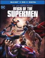 Reign of the Supermen [Includes Digital Copy] [Blu-ray/DVD]