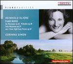 Reinhold Gli�re: Piano Works