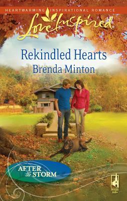 Rekindled Hearts - Minton, Brenda