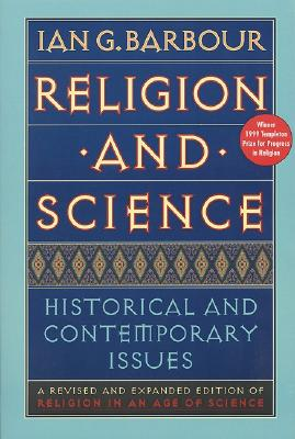 Religion and Science - Barbour, Ian G