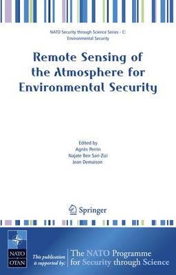 Remote Sensing of the Atmosphere for Environmental Security - Perrin, Agnes (Editor)