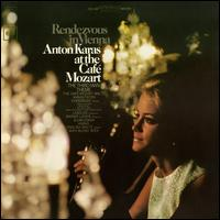 Rendezvous in Vienna: Anton Karas at the Cafe Mozart - Anton Karas
