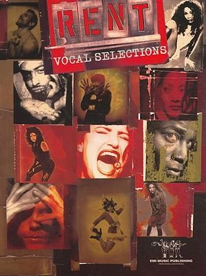 Rent: Vocal Selections - Larson, Jonathan