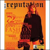 reputation, Vol. 1 [CD/Magazine] - Taylor Swift